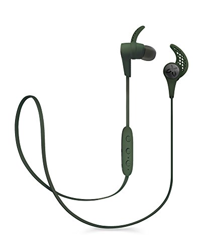 - Jaybird X3 In-Ear Wireless Bluetooth Sports Headphones - Sweat-Proof - Universal Fit - 8 Hours Battery Life - Alpha