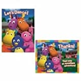 The Backyardigans Invitations and Thank You Notes