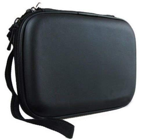 Sellingal Hard Disk Drive Pouch case for 2.5″ HDD Cover WD Seagate Slim Sony Dell Toshiba (Black)