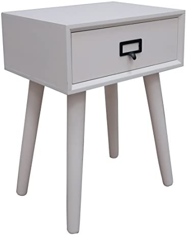 Urbanest Hartford One Drawer Side Table