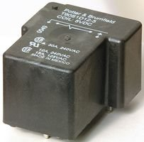 (TE CONNECTIVITY / POTTER & BRUMFIELD T90S1D12-24 POWER RELAY SPST-NO 24VDC, 30A, PC BOARD (1 piece))