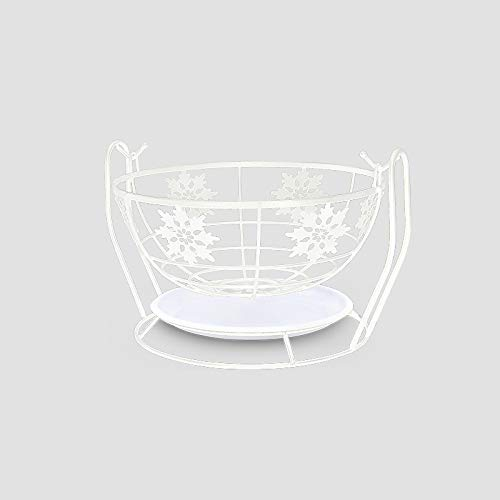Ceramic Coffee Table Foyer Porch Key Bowl Fruit Bowl Fruit Dish Sundries Storage Tray/Home Living Room Decorations Gift Ornaments XE-49