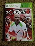 Topspin 4 3D Compatible for XBOX 360 Top Spin 4