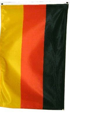 German National Flag - 1
