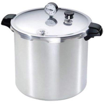 - Presto 23-Quart Pressure Canner and Cooker 01781