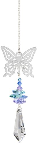 Woodstock Butterfly Crystal Fantasy- Rainbow Maker (Lotus Rain Chain)