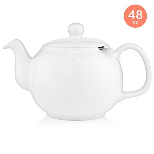 SAKI Large Porcelain Teapot