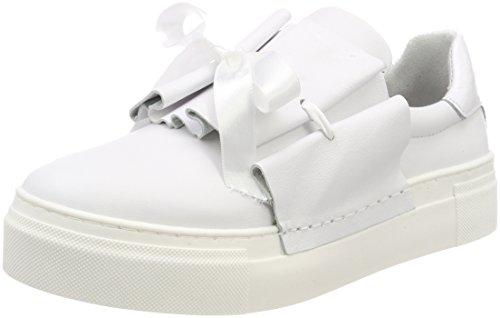 Bullboxer Sneaker Whit Bianco Donna White 963015e5l prqpBz