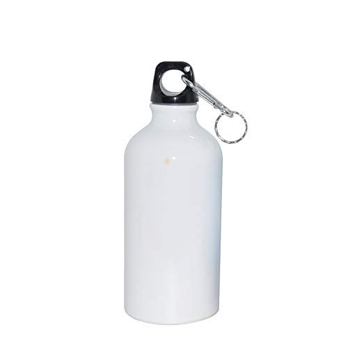 RETERMIT 10 pcs Blank Sublimation Aluminium Water Bottle Sublimation Transfer Sublimation Blanks DIY -