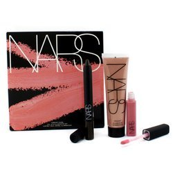 Makeup - NARS - Forever Yours Eye, Lip & Illuminator Set (1xSoft Touch Shadow Pencil, 1xLip Gloss, 1xIlluminator) 3pcs