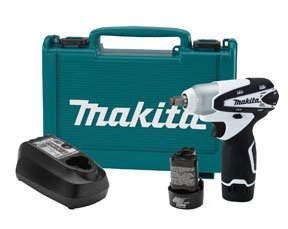 Makita WT01W 12V max Lithium-Ion Cordless 3/8 Inch Impact Wrench Kit (Discontinued by Manufacturer)