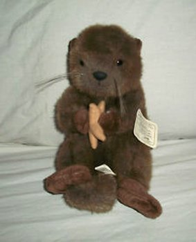 Ganz Skipper Sea Otter Plush product image