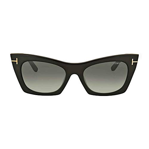 Tom Ford Sunglasses - FT0459 05B - Black/Gradient Smoke (55/19/140)