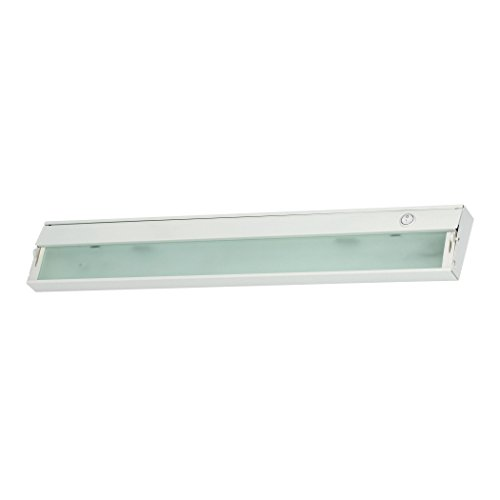 Cornerstone Lighting A126UC/40 Aurora 3 Light Under Cabinet Light, White