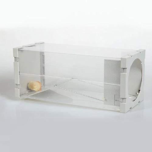 LanLan Practical Household Mice Trap Creative Rat Killer Mice Trapping Bottle-40   White