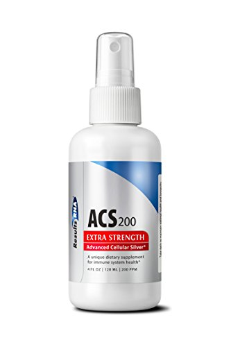 ACS 200 Extra Strength - 4oz