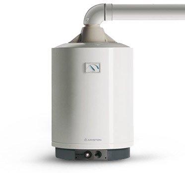 Sga CS – Calentador de agua a gas de suelo ad Accumulo Camera hermética flujo