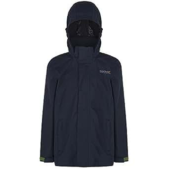 Regatta Great Outdoors Kids Outdoor Classics Greenhill Waterproof Jacket (3-4 Years) (Midnight)