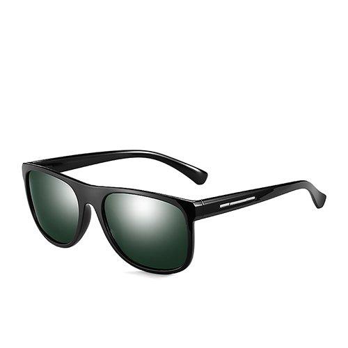 de para Sol Hombres Sunglasses G15 Gafas Conducción C1 Viajar TL Sol de Gafas Caminante Negro Gafas para C1 Black de Hombres Hombres polarizadas Pesca G15 7AwxpIT