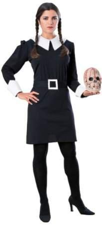 Wednesday Addams Costume - Medium - Dress -
