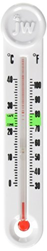 JW Pet Company Smarttemp Thermometer Aquarium Accessory (Best Aquarium Thermometer Reviews)