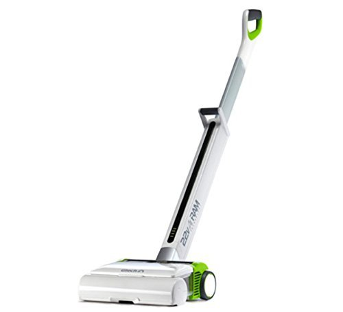 Gtech AirRAM Cordless Vacuum Cleaner - White Model