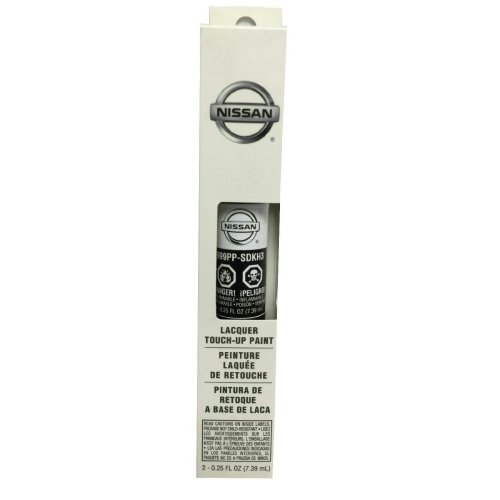 Nissan Touch up Paint .5oz 3-in-1 Applicator (KH3 Super Black)