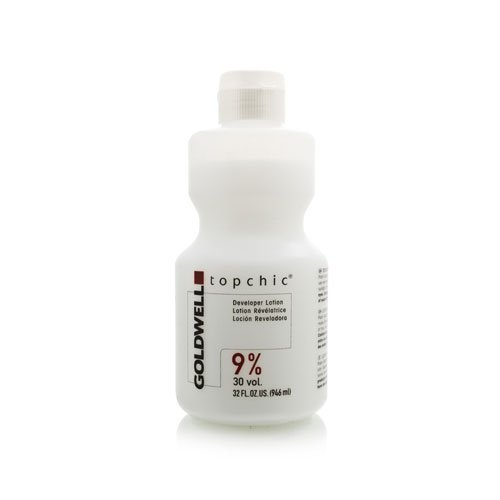 Goldwell Topchic Developer Lotion 9 30 Vol Hair Coloring Products