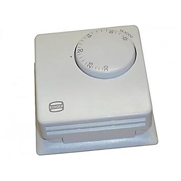 Termostato ambiente Standard SONDER TA-3002 (10.095) 6º A 30ºC