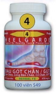 Toan Chan Heelgarde 4 - 100 capsules