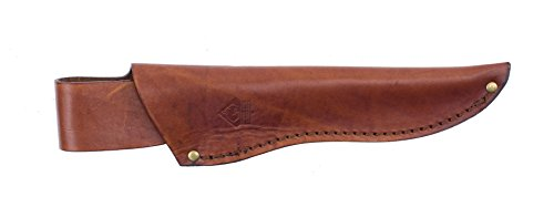 "Puma SGB Replacement 9"" Fixed Blade Leather Sheath"