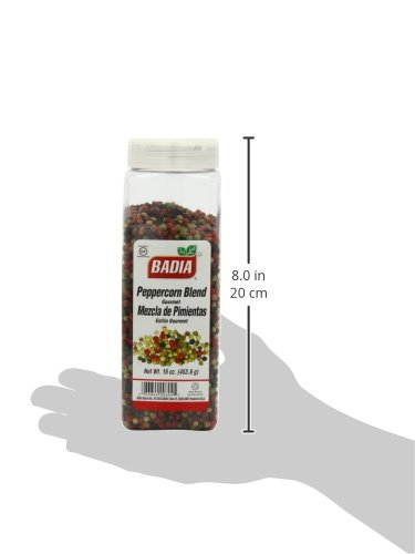 Badia Gourmet Peppercorn Blend, 16-ounces by Badia (Image #2)