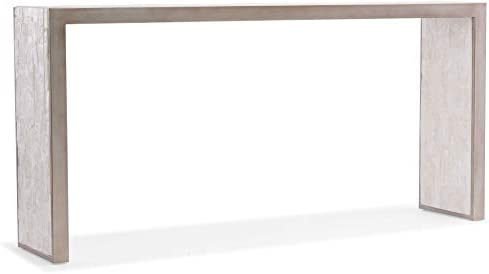Hooker Furniture Melange Emma Console Table in White
