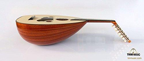 Turkish Quality Mahogany String Instrument Oud Ud AO-101MG by Sala Muzik