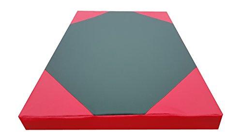 Klettergerüst Niro Sport : Nirosport turnmatte 100 x 70 8 cm gymnastikmatte fitnessmatte