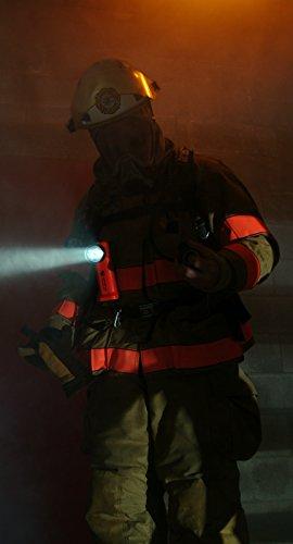 Streamlight 90523 Survivor LED Flashlight with Charger, 6-3/4-Inch, Black