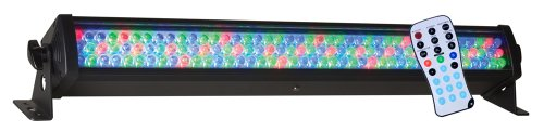 [American Dj Supply Mega Bar 50RGB Rc Led Wash Light With Ir Remote] (Rgb Wash)