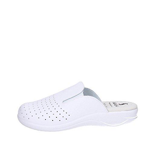 Femme SANYCOM SANYCOM Blanc SANYCOM Mules Blanc 8200 SANYCOM 8200 Mules Femme Mules Blanc 8200 8200 Femme gFcgrBqw0