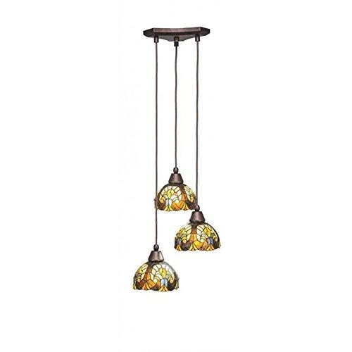 Multi Light Pendant Canopy - 5