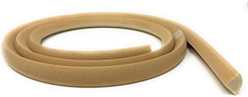 3//4 x 3//4 Flexible Quarter Round Molding 8 feet Long FLEXTRIM # WM105