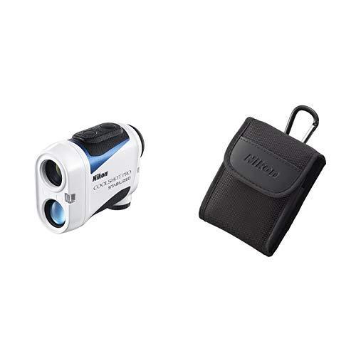 【セット買い】Nikon ゴルフ用レーザー距離計 COOLSHOT PRO STABILIZED & ゴルフ用レーザー距離計 COOLSHOT用ケース LRFケース(CFV)