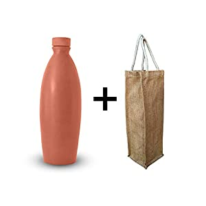 Best Clay Water Bottle Online Shopping India 2020