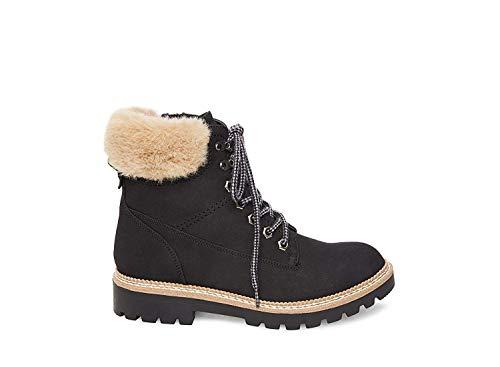 - Steve Madden Women's Alaska Winter Boot Black 8.5 M US