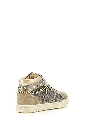 Nero Giardini Junior , Mädchen Sneaker braun Taupe