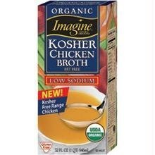 Imagine Foods B04673 Imagine Foods Chicken, Free Range, Ls -12x32 Oz by Imagine Foods -