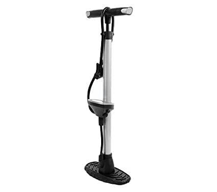0bab5aa0641 Image Unavailable. Image not available for. Color: Serfas FP-55 Floor Pump