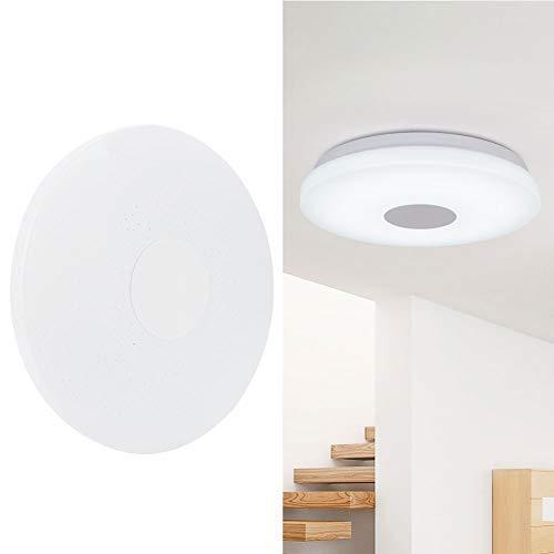 WIFI LED Smart Plafondlamp Woonkamer APP-regeling Kleurtemperatuur RGB Voice Music Play Plafondlamp voor keuken…