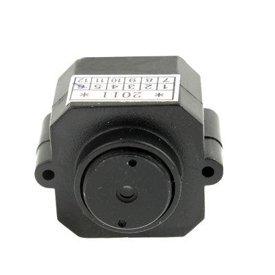 Home & Security Cameras 1/4 CMOS Color 380TVL Mini Camera, Mini Pin Hole Lens Camera
