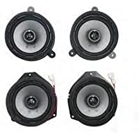 SUBARU 2012 IMPREZA KICKER UPGRADED SPEAKERS