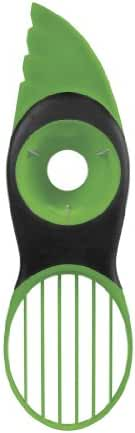OXO Good Grips 3-in-1 Avocado Slicer, Green